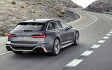 The fourth-generation RS 6 Avant (pictured) will arrive on our roads in 2020.