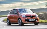 Renault Twingo – 865kg