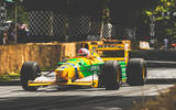 Benetton-Ford B192 (1992)