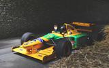 Benetton-Ford B193 (1993)