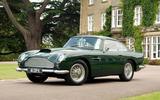Aston Martin's roots
