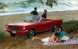 Ford's original pony car