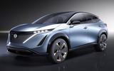 45: Nissan Ariya