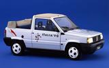 Fiat Panda Italia 90 (1990)