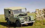 Land Rover Series I (1948)