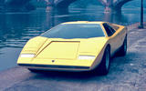 Behind the Countach name