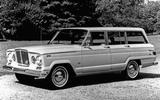 The inspiration behind the Range Rover