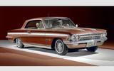 Oldsmobile Cutlass Jetfire (1962)