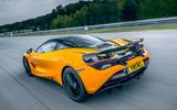 McLaren 720S: carbon fibre