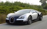 14: Bugatti Veyron Super Sport – 644bhp/tonne