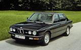 BMW M5 E28 (1981)