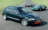 Rover 200 BRM (1998)