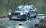 Bentley: Bentayga
