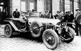 Bentley at Le Mans (1923)