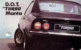 Opel Manta Turbo (1972)