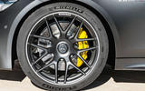 Mercedes-AMG ceramic brakes