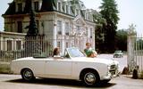 Peugeot 403: 1955