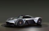 Aston Martin Valkyrie - 1160bhp (2019)