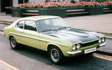 Ford Capri RS2600 (1970)
