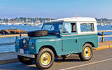 Land Rover Series II (1958)