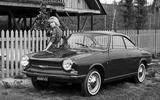 Simca 1000 Coupé (1962)