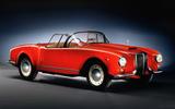 Lancia Aurelia B24 Spyder: 1955