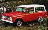Ford Bronco (1965)