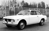 Alfa Romeo Giulia Sprint GT (1963)