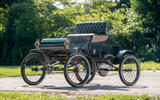 Oldsmobile: Curved-Dash Runabout (1901)