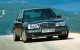 Mercedes 500E (1990)