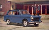 Austin A40: 1958