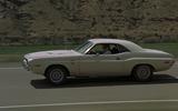Dodge Challenger R/T (Vanishing Point, 1971)