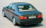 BMW M5 (E34) - 1989