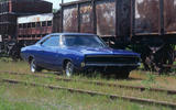 In America, muscle cars were as popular as Coca-Cola in their heyday.