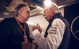 Marchionne with Daimler boss Dieter Zetsche