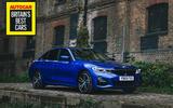 Britain's Best Company Car 2020: BMW 3 Series 330e