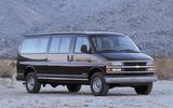 Chevrolet Express (1995)