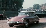 19: Citroën DS/ID (1955)