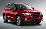 16. Haval H2 – 215,100 units sold.