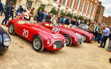 It hasn't taken long for the Concours of Elegance at Hampton Court to become an important fixture on the classic car calendar.