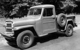 Willys-Overland Jeep 4x4 truck (1947)
