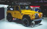 The Geneva motor show has always been a big show for the car customising and tuning scene.