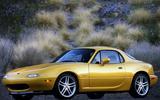 Mazda Miata M Coupe concept (1996)