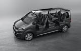 Peugeot Traveller Business VIP (from £35,000)