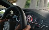 Drive on the unrestricted sections of the Autobahn