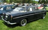 Rover P5 Mark II (1962)