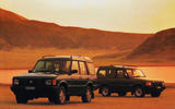 Land Rover Discovery (1993) – 2 models