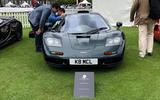 McLaren F1 XP-5