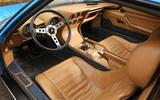 Lamborghini Miura: Interior
