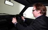 STEP NINE: TEST DRIVE